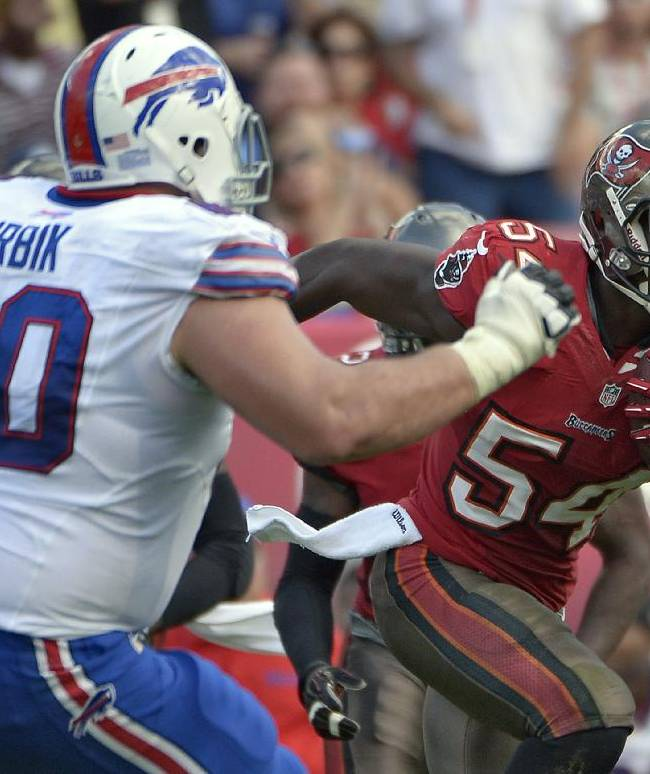 Bucs LB Lavonte David quietly emerging as leader