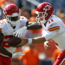 Chiefs' Charles questionable to play vs Dolphins The Associated Press