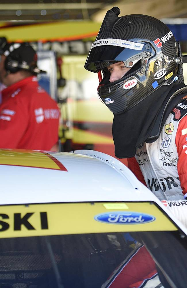 Drivers fear next round of NASCAR's Chase