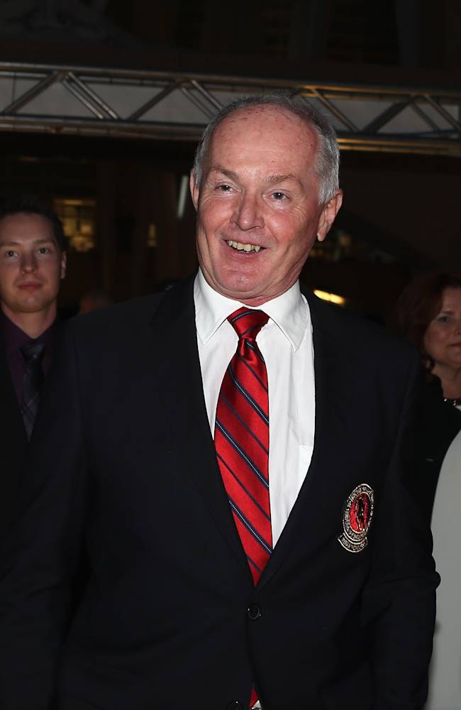 2012 Hockey Hall Of Fame Induction - Red Carpet