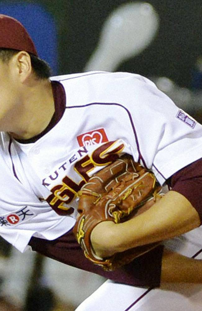 Tanaka looking to build on success in Japan Series
