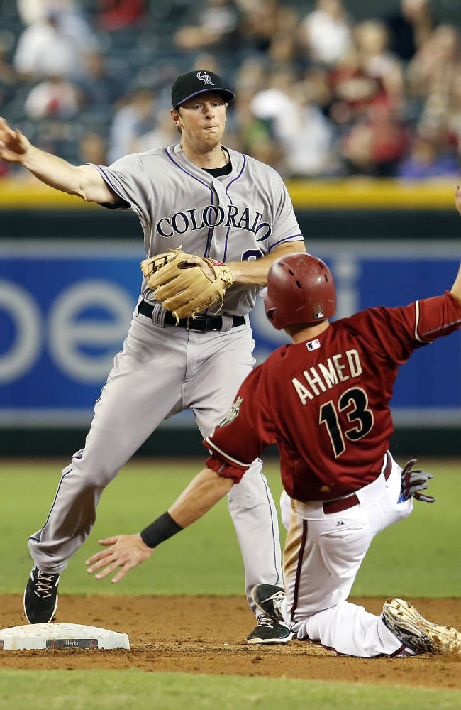 Tulowitzki's homer leads Rockies to 6-4 win over D-backs