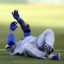 Blue Jays put Encarnacion on 15-day disabled list The Associated Press