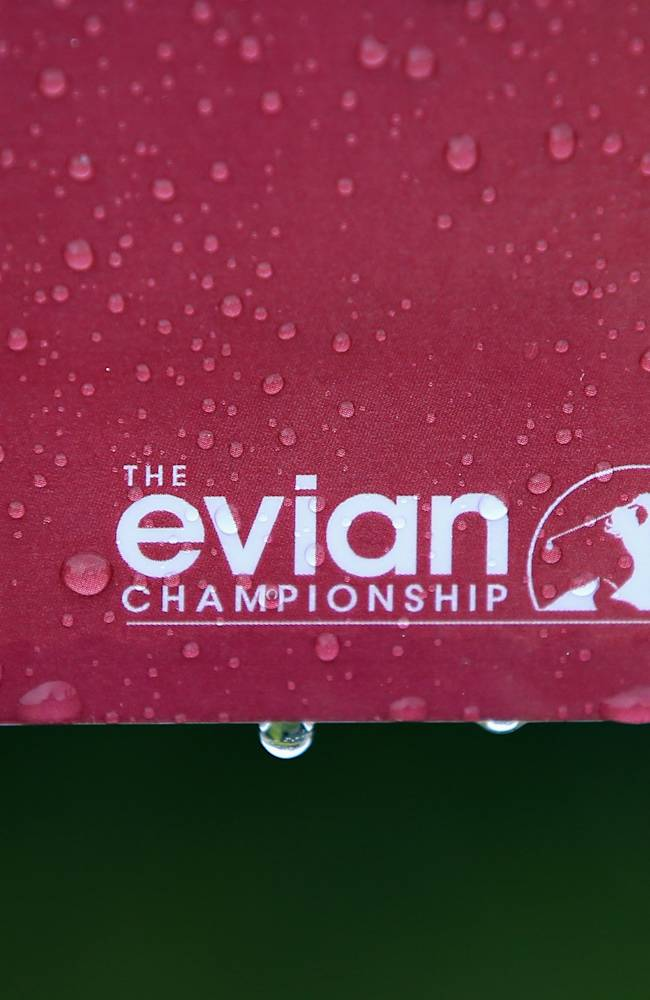 The Evian Championship - Day One