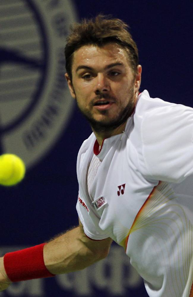 Wawrinka, Roger-Vasselin set up Chennai Open final