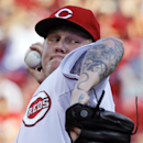 Reds' Latos leaves game with back spasms The Associated Press