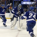 Detroit Red Wings v Tampa Bay Lightning - Game Five Getty Images