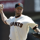 Peavy strikes out 8, pitches Giants past D-backs The Associated Press