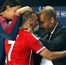 Ribery: Super Cup goal was for Guardiola