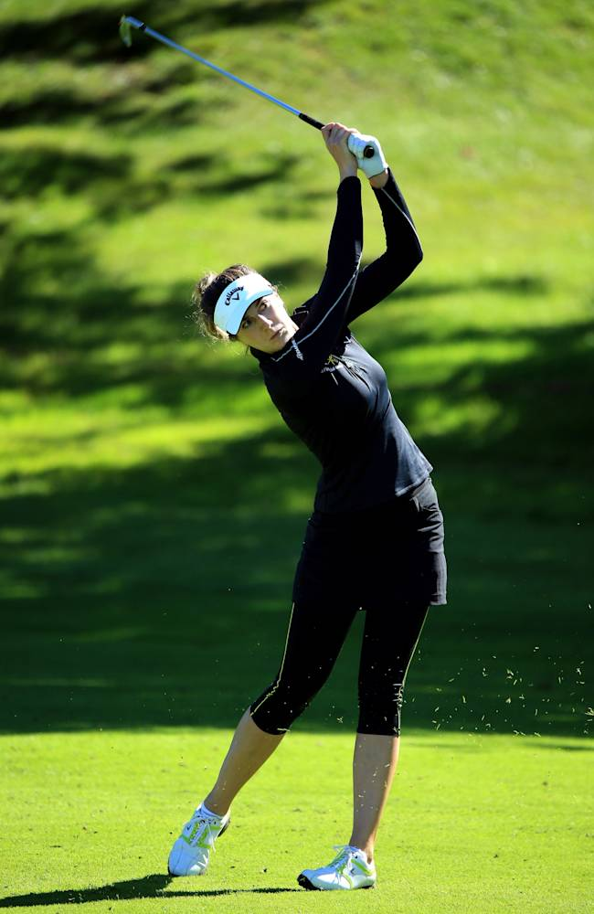 The Evian Championship - Day Two