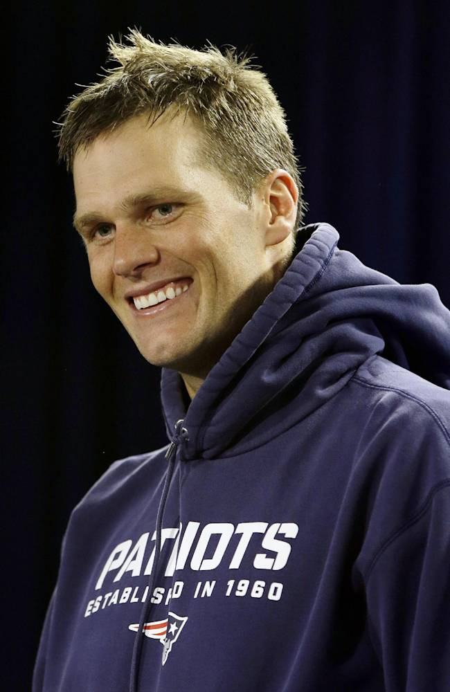 Brady blames himself for Patriots' red-zone woes