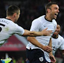 Lambert hails dream England debut