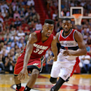 Washington Wizards v Miami Heat Getty Images