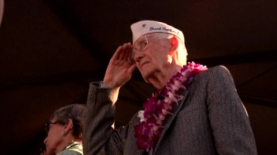 Pearl Harbor survivors remember attack