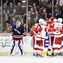 Detroit Red Wings v New York Rangers Getty Images
