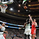 Motiejunas scores 26, Rockets top Celtics for 4th win in row The Associated Press