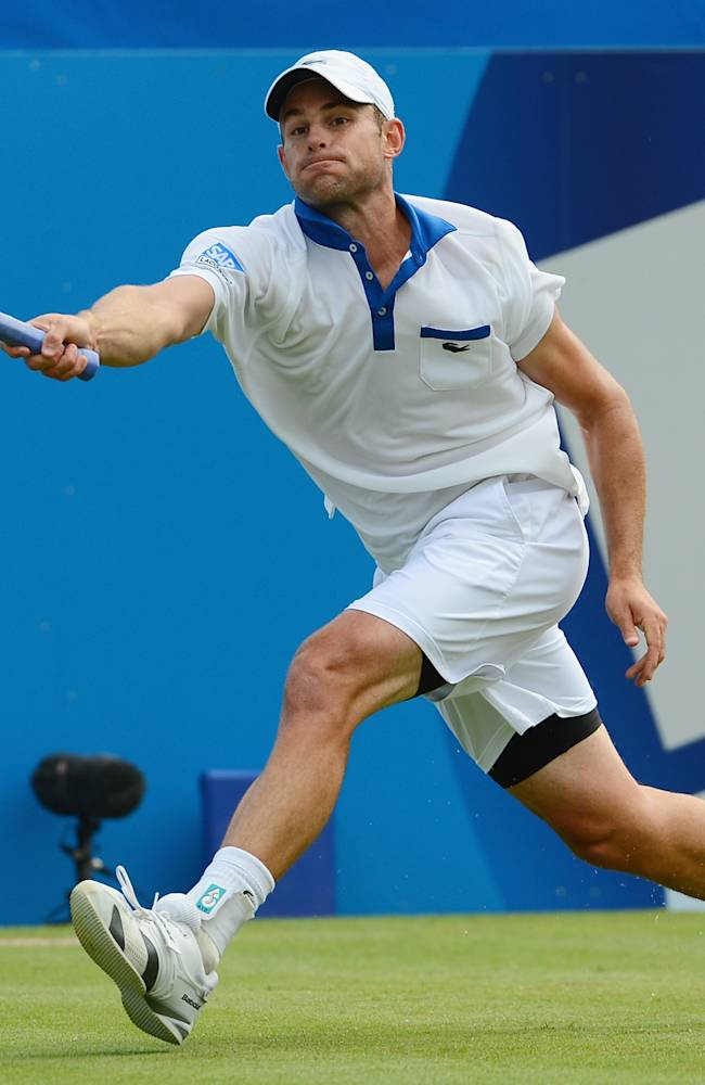 AEGON International - Day Eight