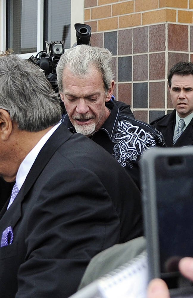 GM: Irsay's absence not changing Colts plans