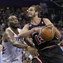 Resilient Bulls brace for next obstacle: Wizards The Associated Press