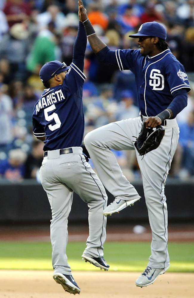 Hahn gets 1st W, Padres stop 5-game skid, top Mets