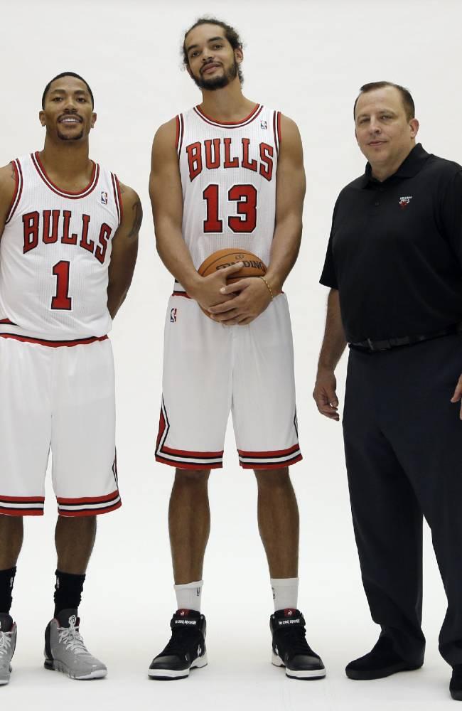 Derrick Rose poised to return to Bulls