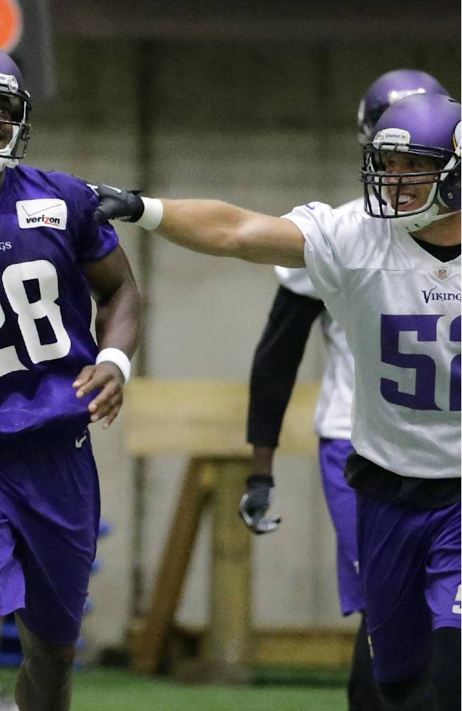 Adrian Peterson: Turning 30 'doesn't apply to me'