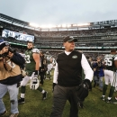 Jets' Ryan 'not worried' about possible firing The Associated Press