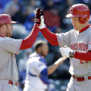 Alfredo Simon leads Reds over reeling Cubs 4-1 The Associated Press