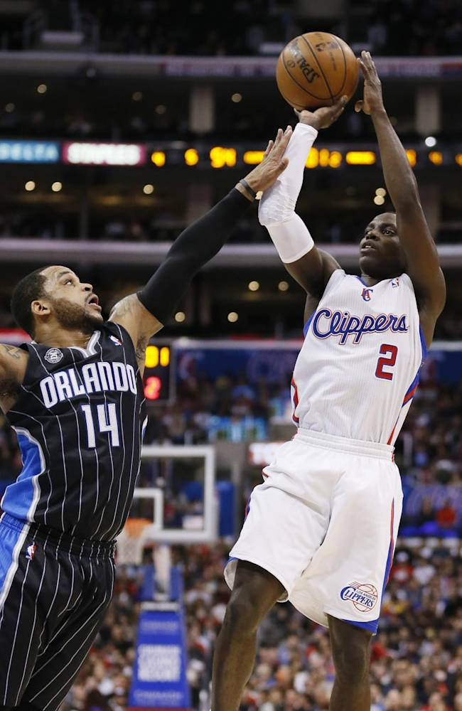 Clippers rout Magic 101-81