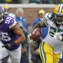 Packers encouraged by Lacy's performance The Associated Press