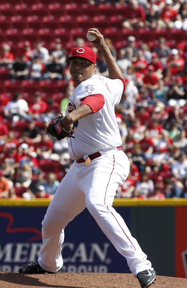 Frazier lifts Reds over Brewers 4-3 in 10 innings