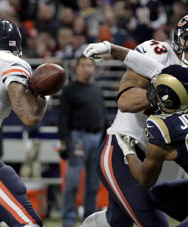 5 things to know after Rams beat Bears 42-21