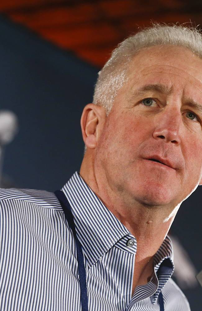 Denver Broncos Super Bowl XLVIII Media Availability