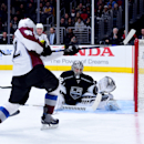 Colorado Avalanche v Los Angeles Kings Getty Images