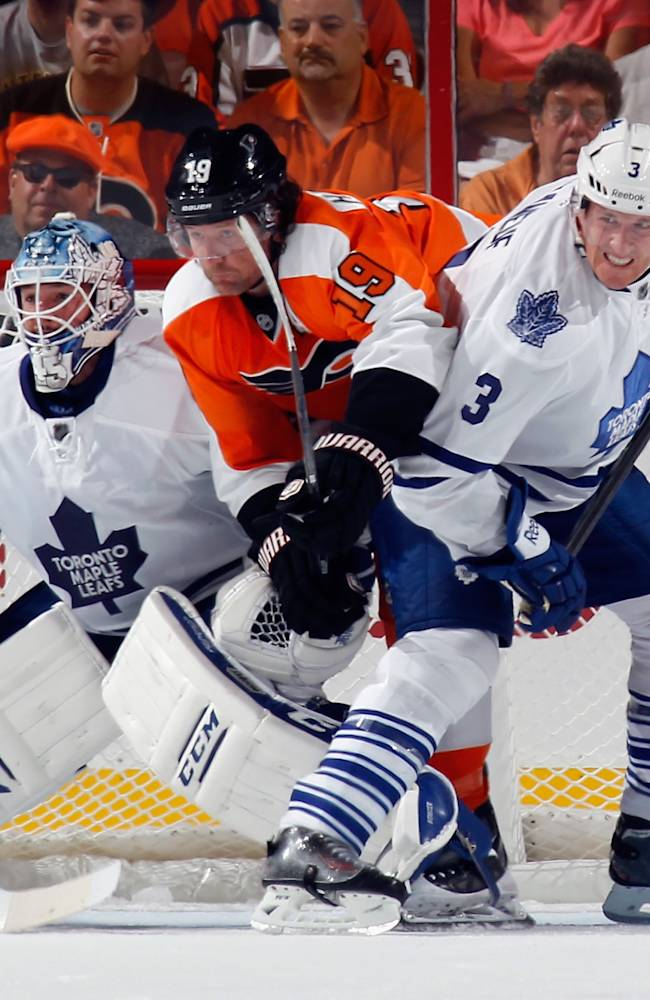 Toronto Maple Leafs v Philadelphia Flyers