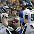 Eagles' Cooper making news on the field now The Associated Press