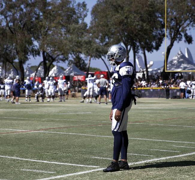 Cowboys CB Scandrick apologizes after 4-game ban
