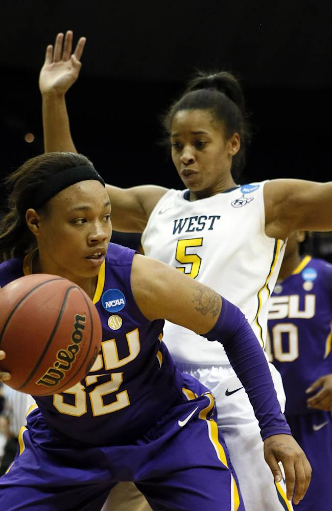SEC showing its depth in NCAA women's tournament