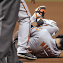 Good news for Orioles: Machado didn't tear ACL The Associated Press