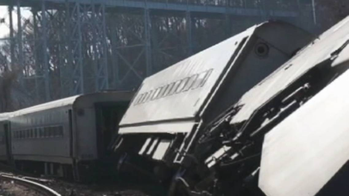 Investigation Into This Week's Train Derailment Focuses on Engineer
