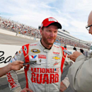 Why Dale Jr. sent tweets of encouragement
