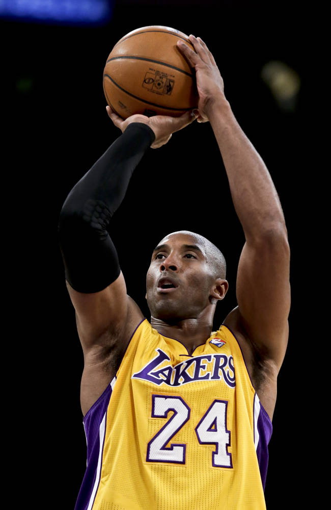 from Bruce gay pics of kobe