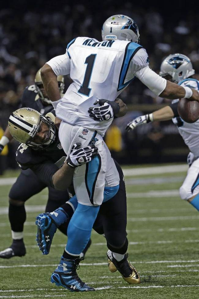 5 things to know after Saints paste Panthers 31-13