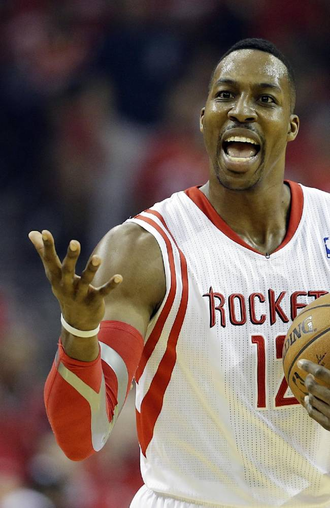 Rockets-Trail Blazers Preview