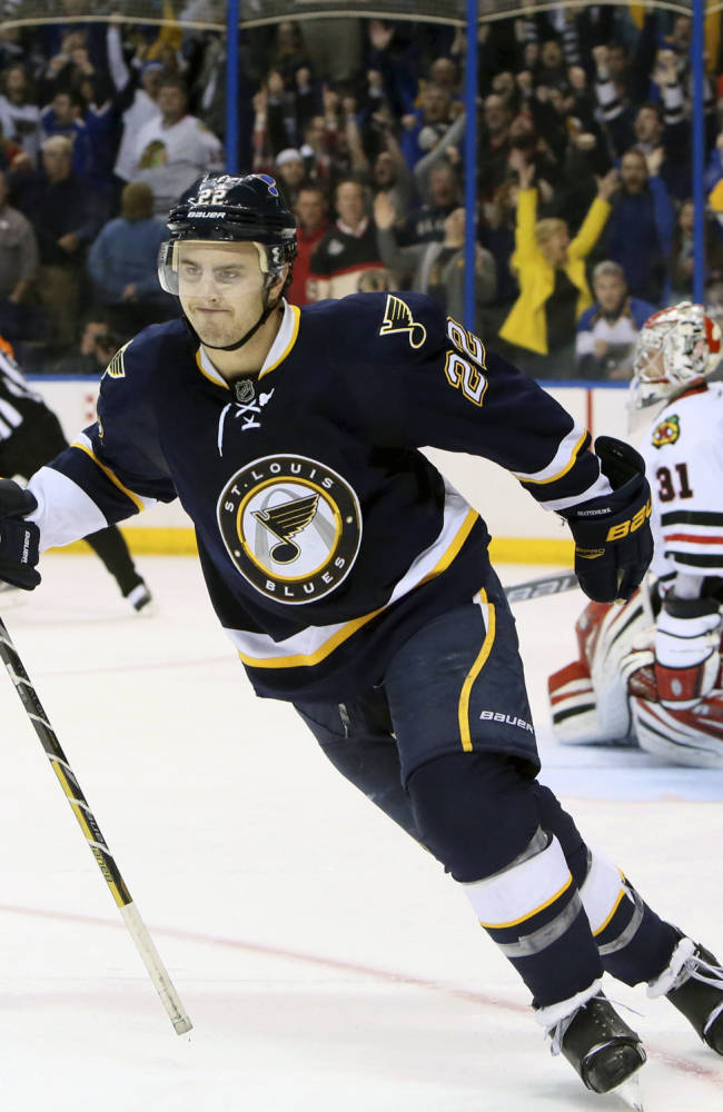 Shattenkirk goal gives Blues 6-5 win in shootout