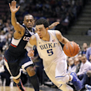 Jones scores 21 to lead No. 2 Duke over UConn (Yahoo Sports)