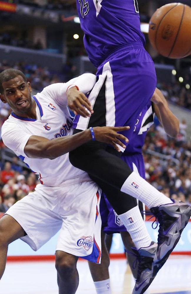 Clippers beat Kings 117-101 for 56th win