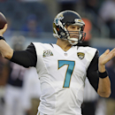 Jags' Henne, Bortles sharp in 20-19 loss to Bears The Associated Press