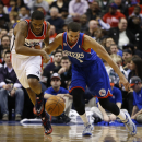 Ariza scores 40, Wizards win 6th straight The Associated Press