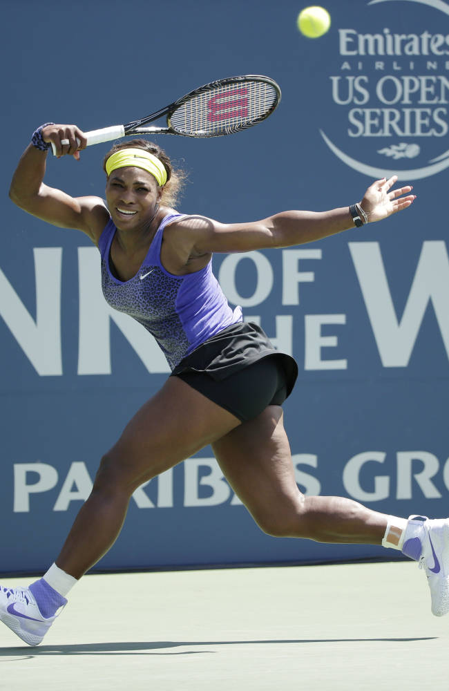 Serena Williams wins Bank of the West title